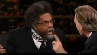 Download Bill Maher And Cornel West BRAWL Over Hillary Clinton Video