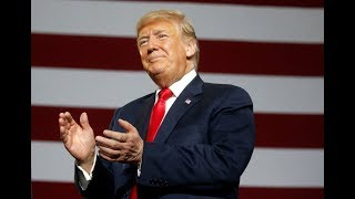 Download WATCH LIVE: President Donald Trump holds a campaign rally in Houston Video