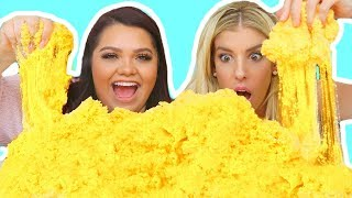Download DIY GIANT CLOUD SLIME! Coolest Slime Ever! Video