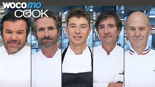 Download 5 Michelin-star chefs reveal secrets of French cuisine Video