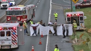 Download Auto Extrication on Rt. 22 in Whitehall, PA | 10.31.14 Video