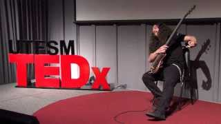 Download Una nueva faceta en el bajo eléctrico: Mauricio Nader at TEDxUTFSM Video