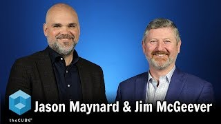 Download Jason Maynard & Jim McGeever, NetSuite | CUBEConversation, April 2018 Video