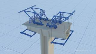 Download ASBI Segmental Bridge Construction Animation Video
