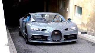 Download $3Million Nardo Grey Arab Bugatti Chiron arrives in London! Video