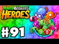 Download Plants vs. Zombies: Heroes - Gameplay Walkthrough Part 91 - Octo Zombie! (iOS, Android) Video