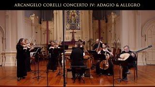 Download Arcangelo Corelli: Concerto Grosso Opus 6 No. 4 in D Major; Adagio & Allegro : Voices of Music Video
