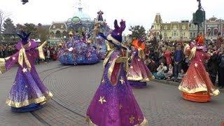Download Disney Magic on Parade! Premiere - Disneyland Paris 20th Anniversary Complete Video