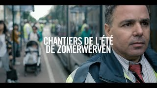 Download Les chantiers STIB de l'été -De zomerwerven van de MIVB Video