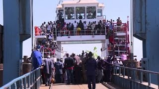 Download Gambians return home after Jammeh departure Video