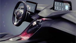 Download Car Interior Design: Acura Precision Concept Video