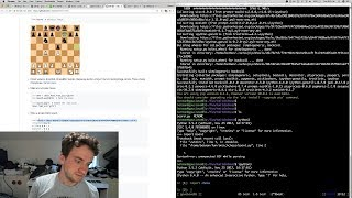Download George Hotz | Programming | twitchchess | a simple neural chess AI | Part1 Video