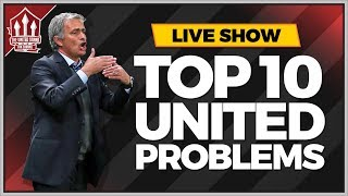 Download José MOURINHO'S TEN PROBLEMS TO FIX at MANCHESTER UNITED Next Season Video