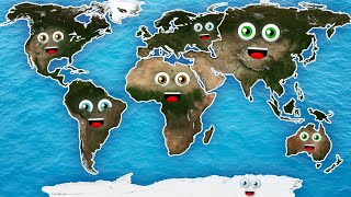 Download 7 Continents Song/7 Continents for Kids /7 Continents Video