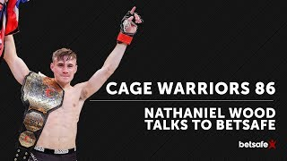 Download Cage Warriors 86 - Nathaniel Wood Video