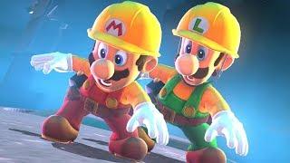 Download Super Mario Odyssey - Mario & Luigi Walkthrough Part 12 Video