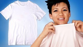 Download People Guess The Prices Of White T-Shirts Video