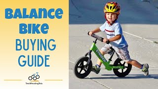 Download Balance Bike Reviews and Buying Guide of FirstBike, Early Rider, Strider, Kazam & more... Video