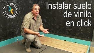 Download Instalar suelo de lamas resistente al agua en click (Bricocrack) Video