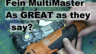 Download BOLTR: Fein MultiMaster Oscillating Tool Video