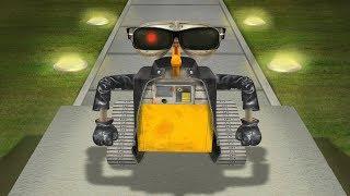 Download O WALL-E NADOR DO FUTURO [Paródia MAD - Wall-E] Video