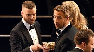 Download Justin Timberlake Opens 2017 Oscars & Dances With Celebs During ″Can't Stop The Feeling″ Performance Video