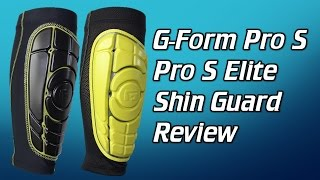Download G-Form Pro-S & Pro-S Elite Shin Guard Review Video