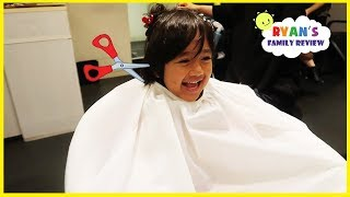 Download Ryan's First Haircut in Japan + More Family Fun Activities!!!! Video