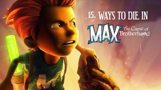 Download Max: The Curse of Brotherhood. Slip happens Switch Pegi Video