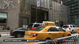 Download Security for President-elect Trump presents major headache to NYC Video