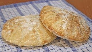 Download Somuni lepinje recept / Flat Bread Recipe [Eng Subs] Video