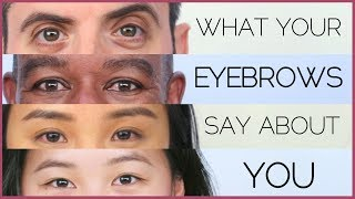 Download What Your Eyebrows Reveal About You Video