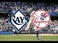 Download Game 43 Tampa Bay Rays vs New York Yankees GM1. LIVE FAN play by play Reaction STREAM May 17, 2019 Video