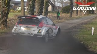 Download Zuiderzee Rally 2018 | PUSHING LIMITS AND ATTACK | HD Video
