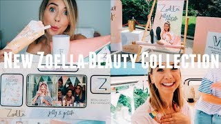 Download NEW ZOELLA BEAUTY COLLECTION | JELLY & GELATO Video