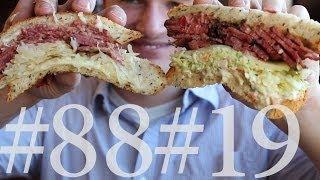 Download Best Pastrami Sandwich in the Nation - Langer's Deli: Part 1 Video
