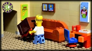 Download Lego Simpsons Christmas. How to catch Santa Claus. Video