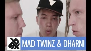 Download MAD TWINZ & DHARNI   Say My Name x Planets Collide Remix Video