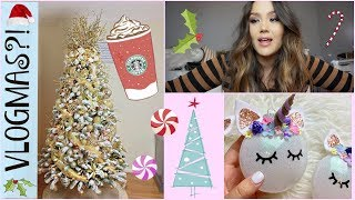 Download Decorating for Christmas, PR Unboxing, DIY Ornaments | VLOGMAS 2017 Video