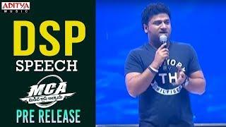 Download Devi Sri Prasad Speech @ MCA Pre Release Event || Nani, Sai Pallavi || DSP Video