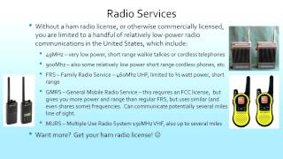 Download Introduction to Ham Radio and Technician Training Class Video
