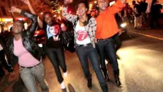 Download Yes We Did, Harlem celebrates Obama victory Video