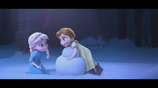 Download ″Snowman″ Clip - The Story of Frozen: Making a Disney Animated Classic Video