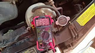 Download A little voltage drop testing Video