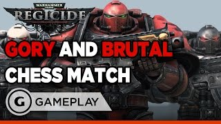 Download Warhammer 40k: Regicide - Brutal Chess Gameplay Video