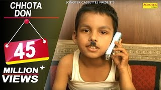 Download Chhota Don Kids Movie Full Comedy Cute Acting | Haryanvi Kids Comedy | Sonotek New Comedy Video