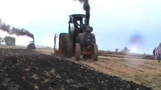 Download 110 HP Case Steam Engine Plowing Video