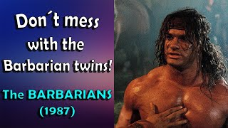 Download Don´t mess with the barbarian twins! Video