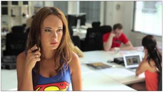 Download Batgirl vs. Supergirl Video