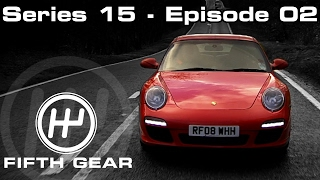 Download Fifth Gear: Series 15 Episode 2 Video